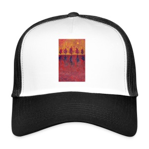 Yet A Bit Light - Trucker Cap