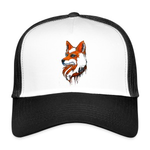 David Pucher Art Fuchs - Trucker Cap