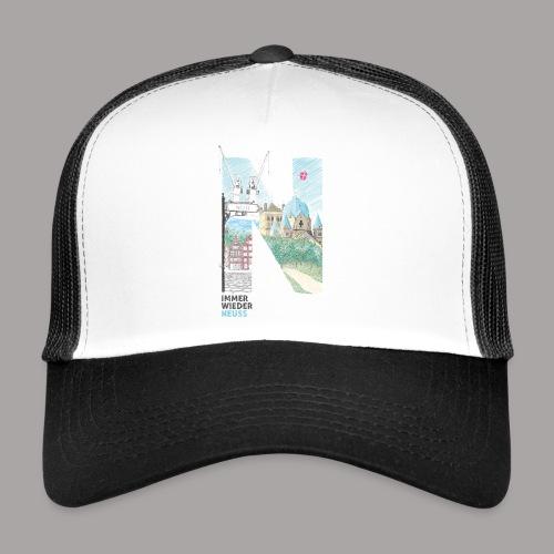 Immer wieder Neuss Tshirt für Kinder von MaximN - Trucker Cap