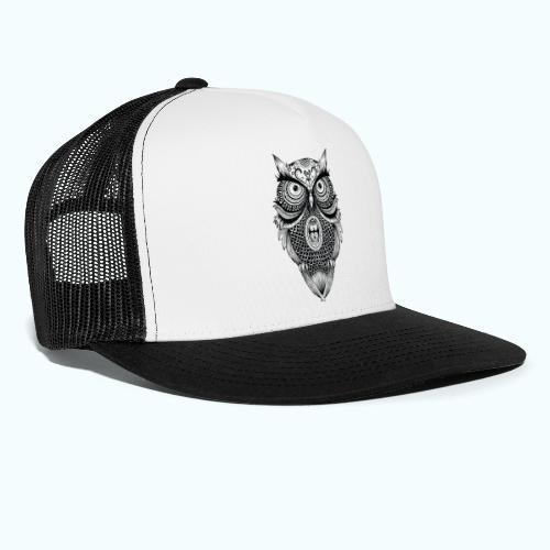 Mandala owl - Trucker Cap