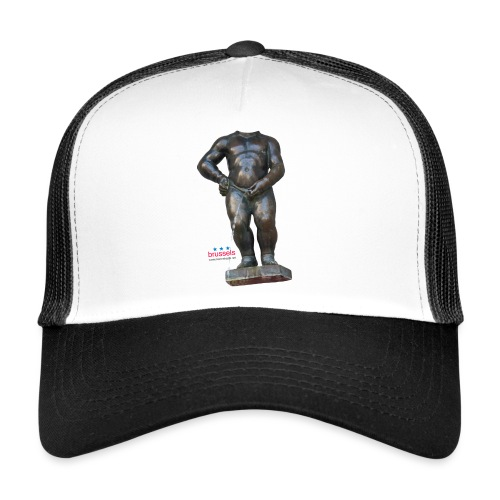 mannekenpis Real Big ♀♂ | 撒尿小童 - Trucker Cap