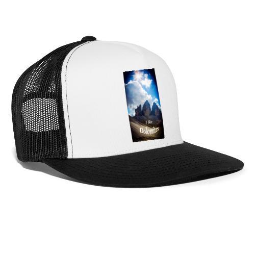 I like Dolomites Kopie - Trucker Cap