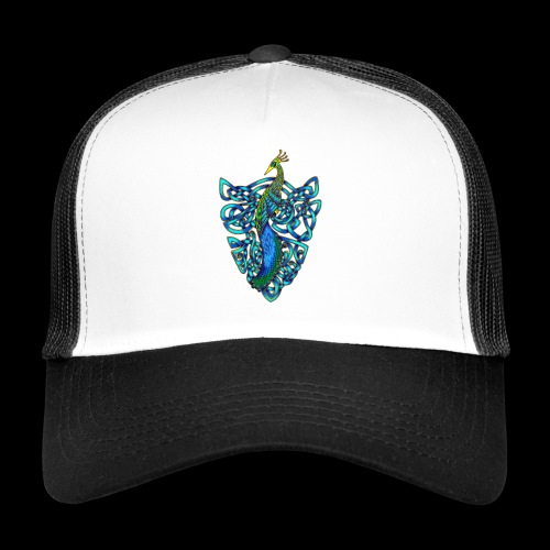 Peacock - Trucker Cap