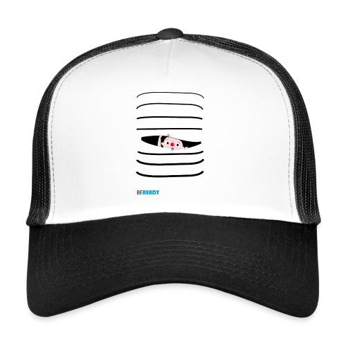 BEREADY_BOY.png - Trucker Cap