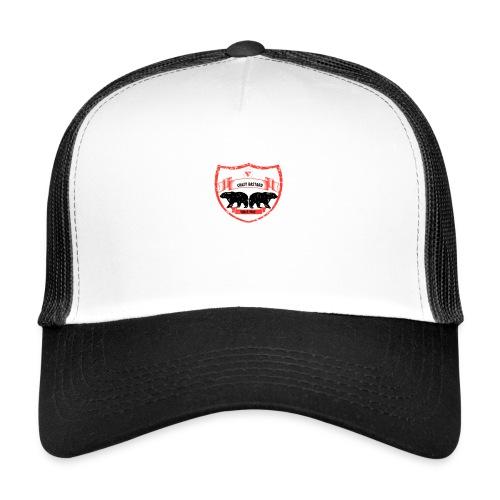 Crazy bastard - Trucker Cap