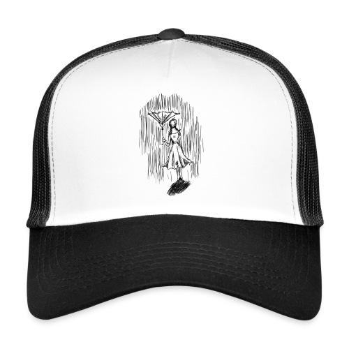 Umbrella - Trucker Cap