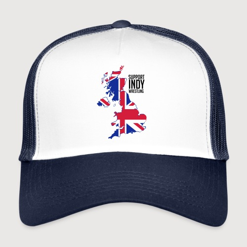Indy Britain - Trucker Cap