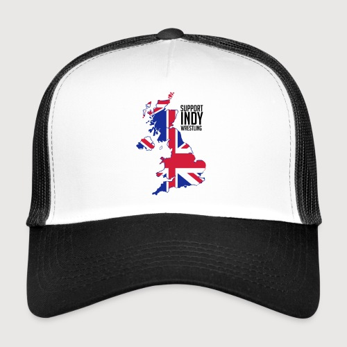 Indy Britain - Trucker Cap