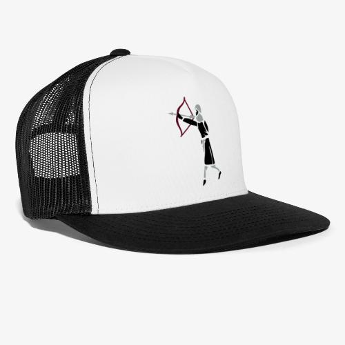 Archer Medieval Icon patjila design - Trucker Cap