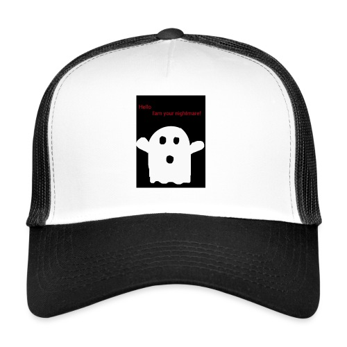 Cute Ghost - Trucker Cap