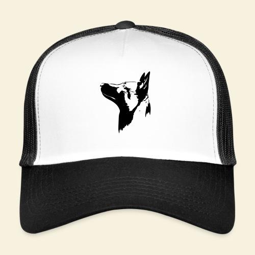 Malinois Portrait - Trucker Cap