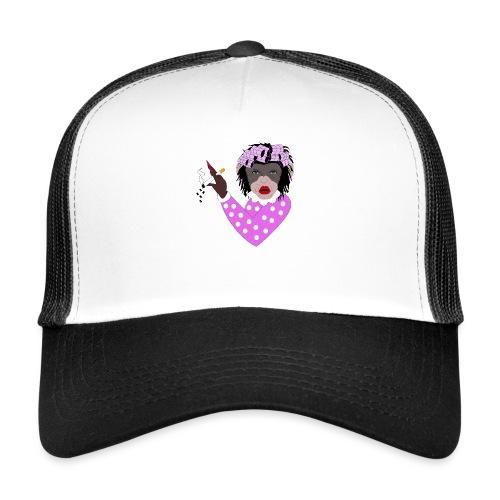 WANNA KISS FEMALE MONKEY - Trucker Cap