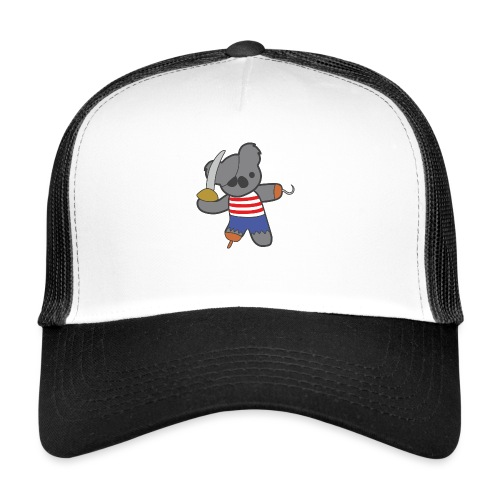 Pirat - Trucker Cap