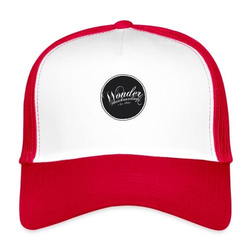 Wonder T-shirt - oldschool logo - Trucker Cap