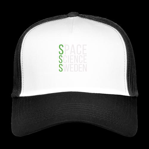 Space Science Sweden - vit - Trucker Cap