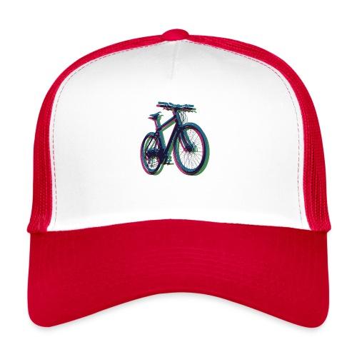 Bike Fahrrad bicycle Outdoor Fun Mountainbike - Trucker Cap