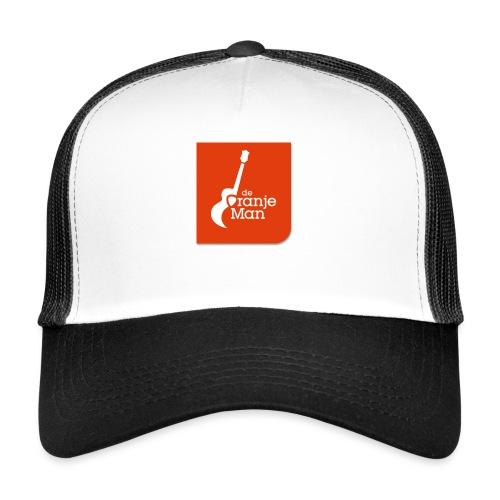 De Oranje Man Wilhelmus Hoekstra Logo Oranje Vlak - Trucker Cap
