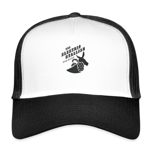 stallion badges - Trucker Cap