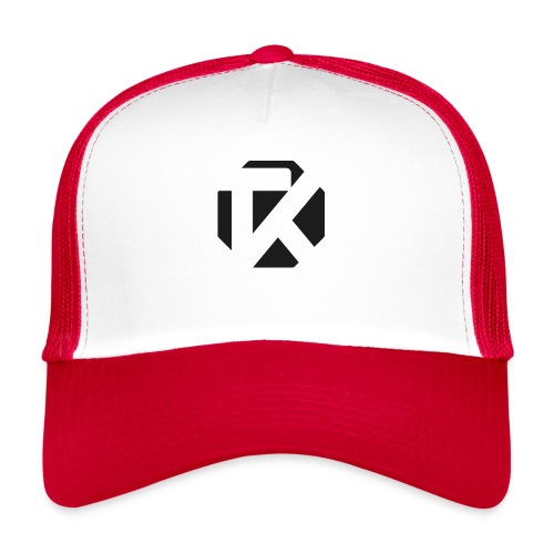 Logo TK Noir - Trucker Cap
