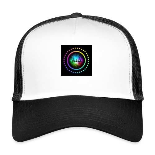 Quick E-sport Merch - Trucker Cap
