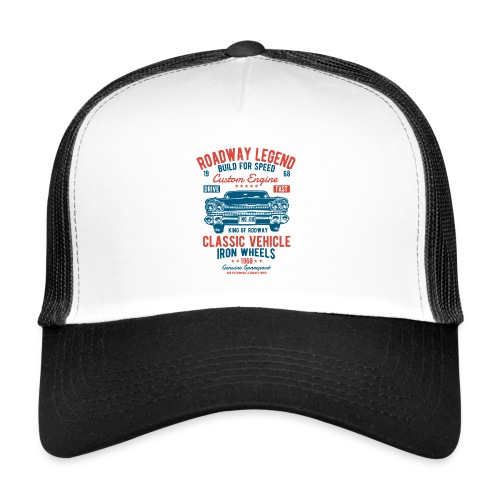Roadway Legend - Trucker Cap