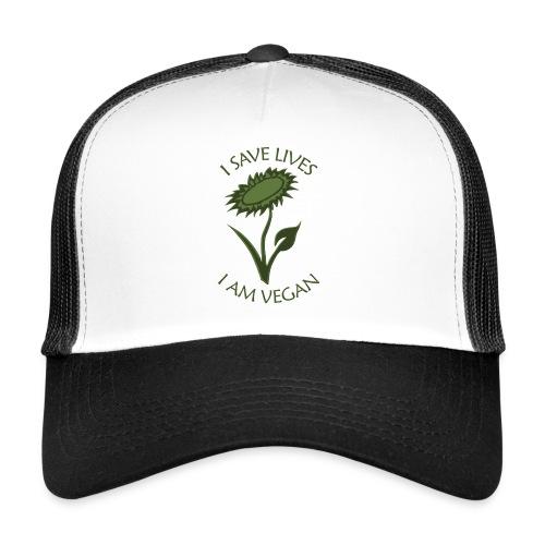 Turnbeutel vegan - Trucker Cap