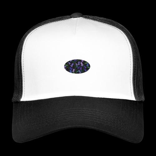 blue bells - Trucker Cap