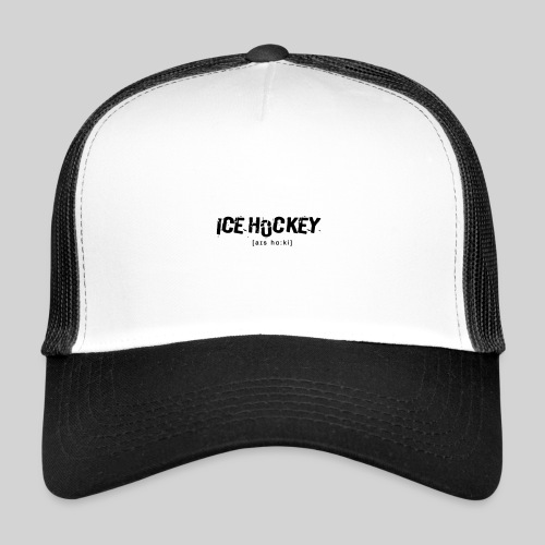Ice Hockey - Trucker Cap