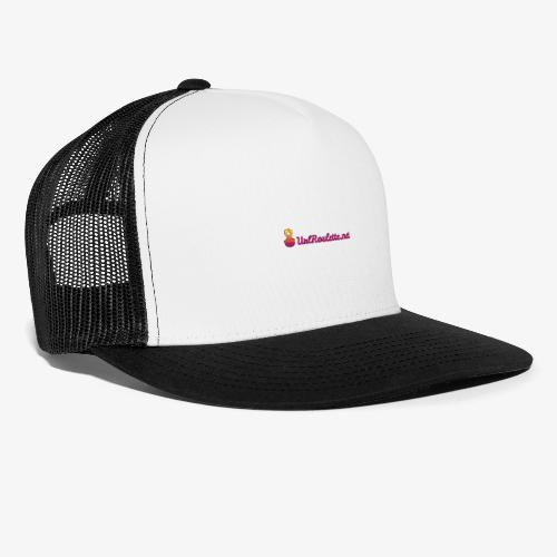 UrlRoulette Logo - Trucker Cap