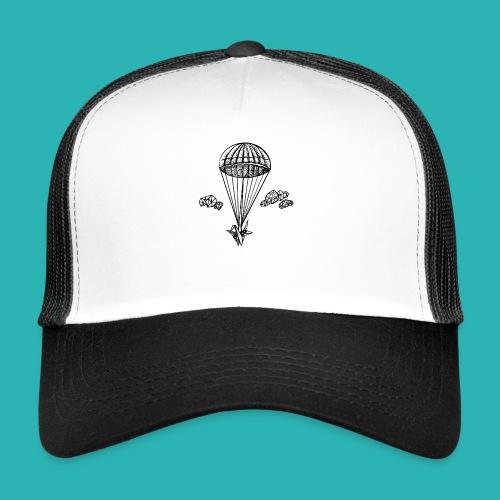 Veleggiare_o_precipitare-png - Trucker Cap