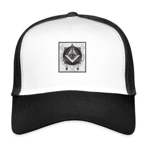 Illuminati - Trucker Cap