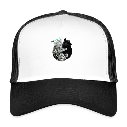 panther-jaguar special edition - Trucker Cap