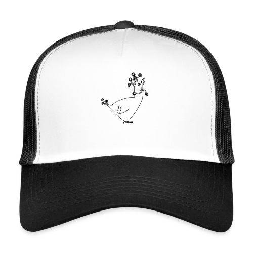 Cosmic Chicken - Trucker Cap
