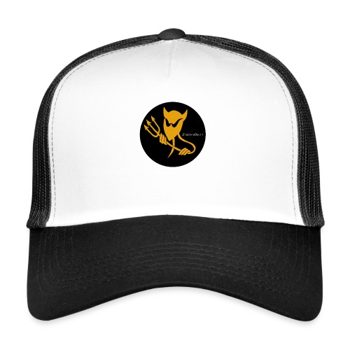 ElectroDevil T Shirt - Trucker Cap