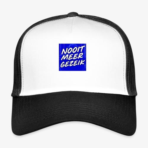 De 'Nooit Meer Gezeik' Merchandise - Trucker Cap