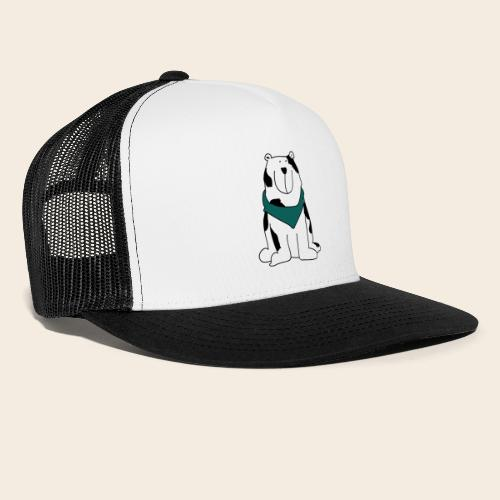Gros chien mignon - Trucker Cap