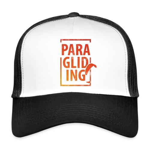 Paragliding Gleitschirmfliegen Paragleiten - Trucker Cap