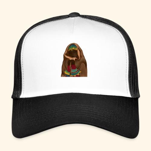 Femme bijou voile - Trucker Cap