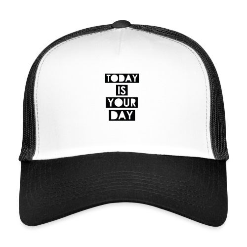 Official Design Kompas Today is your day - Trucker Cap
