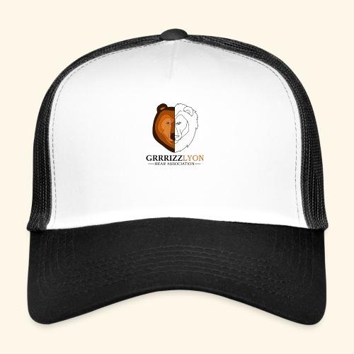 Grrrizzlyon - Trucker Cap