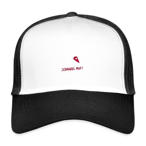 Schnabel auf gegen Hetzer und Rassisten - Trucker Cap