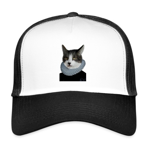 Noble Cat - Trucker Cap