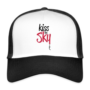 Kiss the Sky - Trucker Cap