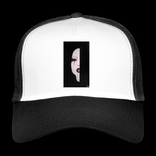 BlackWhitewoman - Trucker Cap