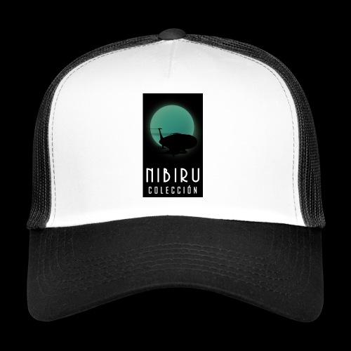colección Nibiru - Gorra de camionero