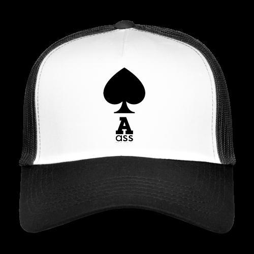 PIK ASS - Trucker Cap