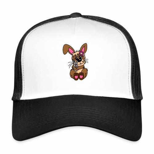 Hase kuscheln - Trucker Cap