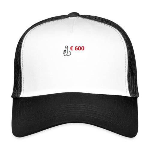 Dike middelvinger - Trucker Cap