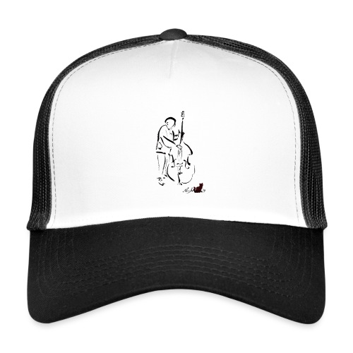CONTRABBASSISTA - Trucker Cap