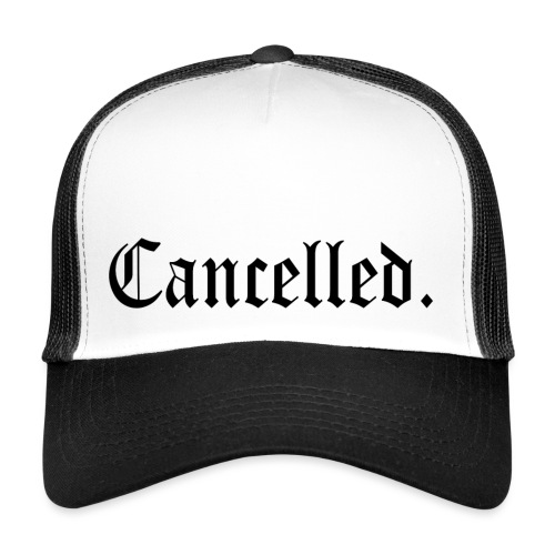 King - Cancelled - Trucker Cap